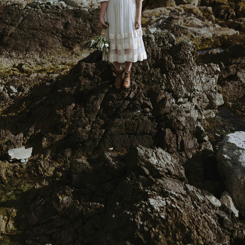 pacific northwest elopement