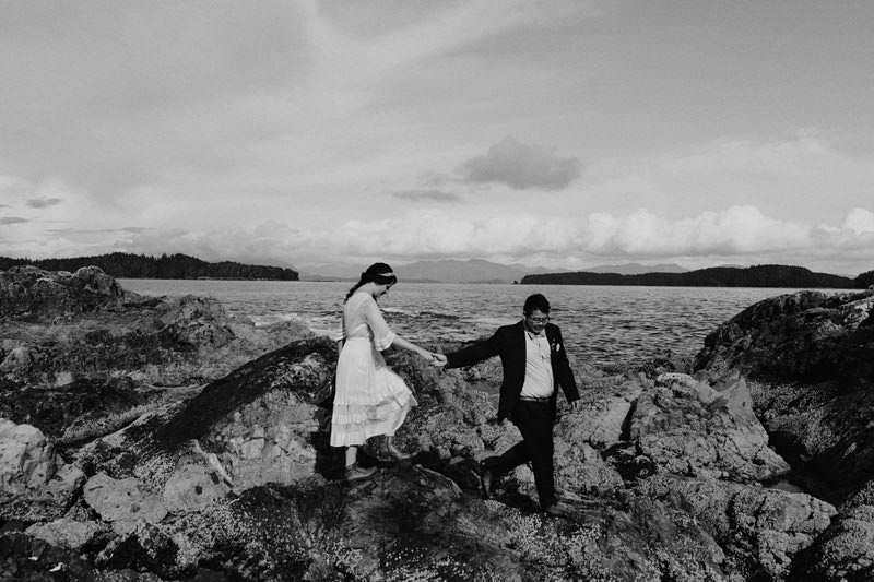 atlantic canada intimate wedding
