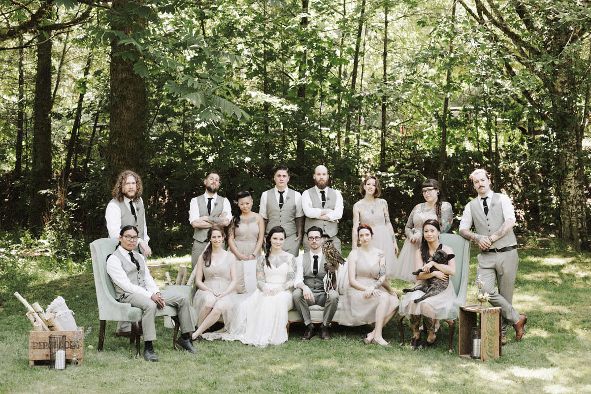 Sunwolf Squamish Wedding