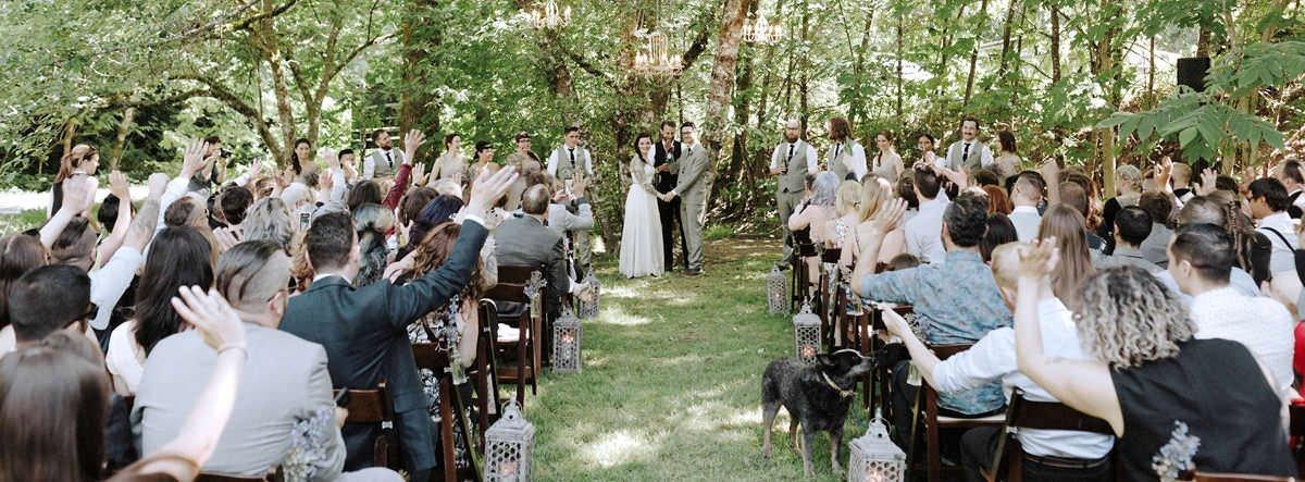 Sunwolf Squamish Weddings