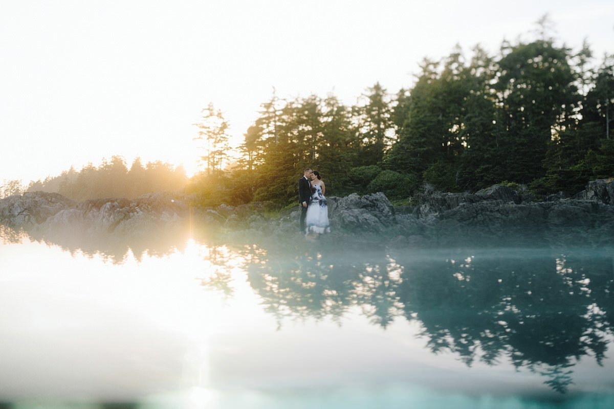 Black Rock Resort Ucluelet Weddings