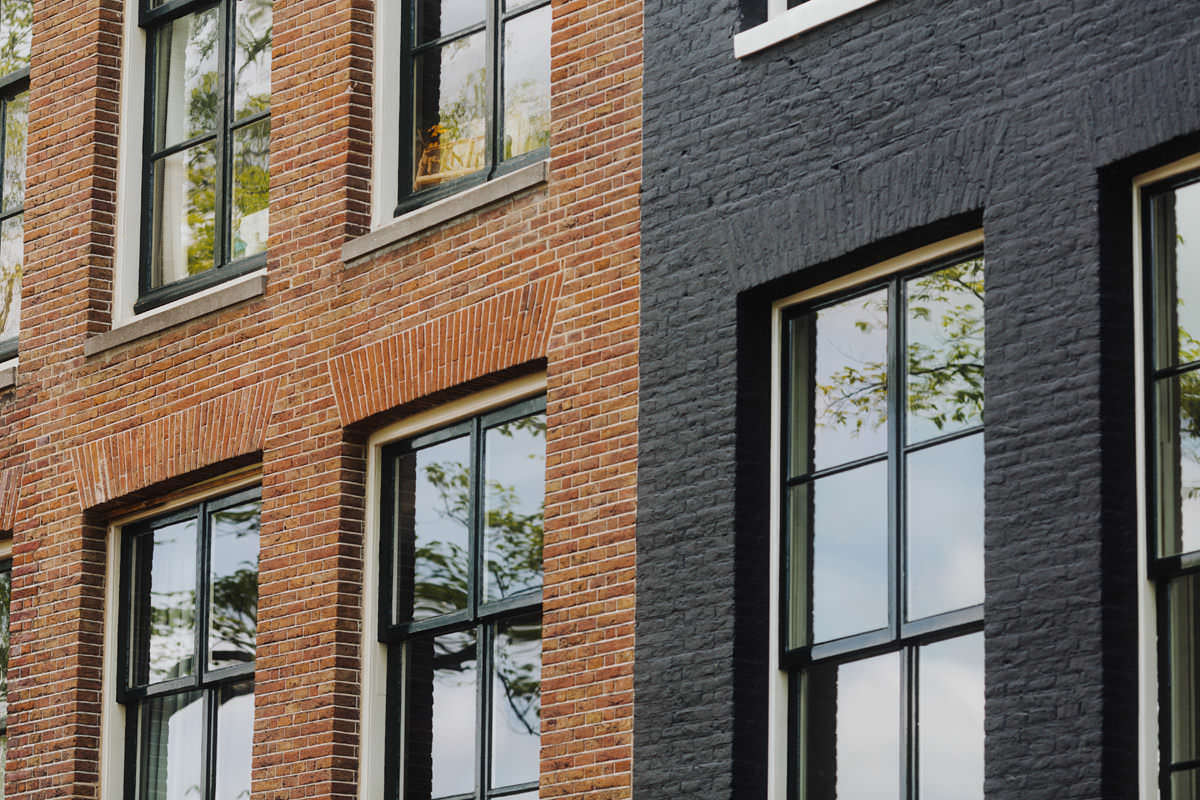 dutch brick architecture