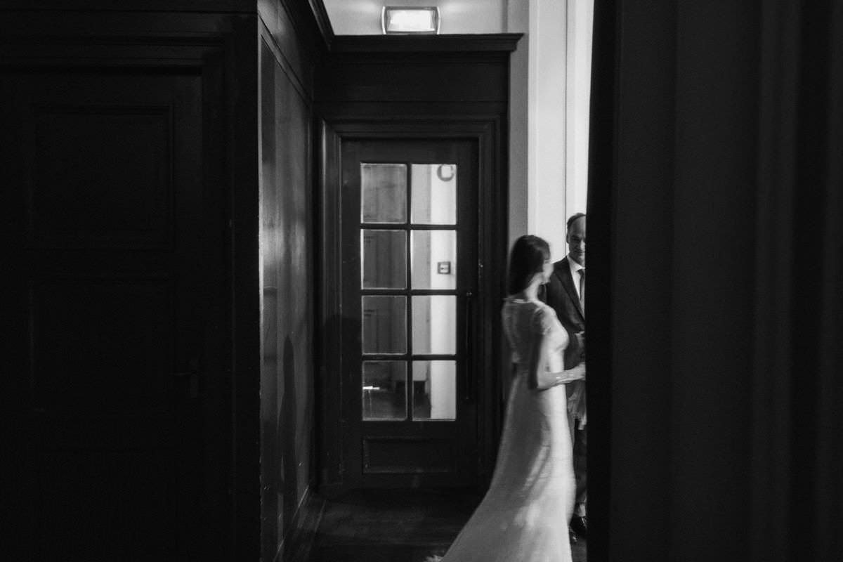 haunting wedding portraits