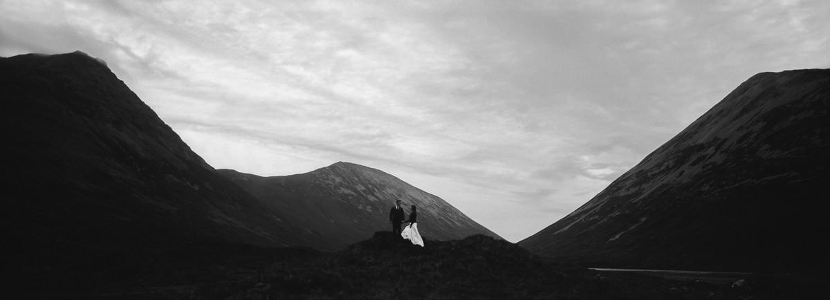 isle of skye elopement in scotland
