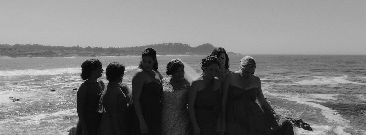 carmel valley documentary wedding photographers