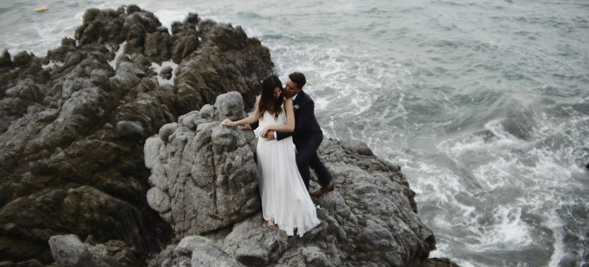 sayulita wedding videographer