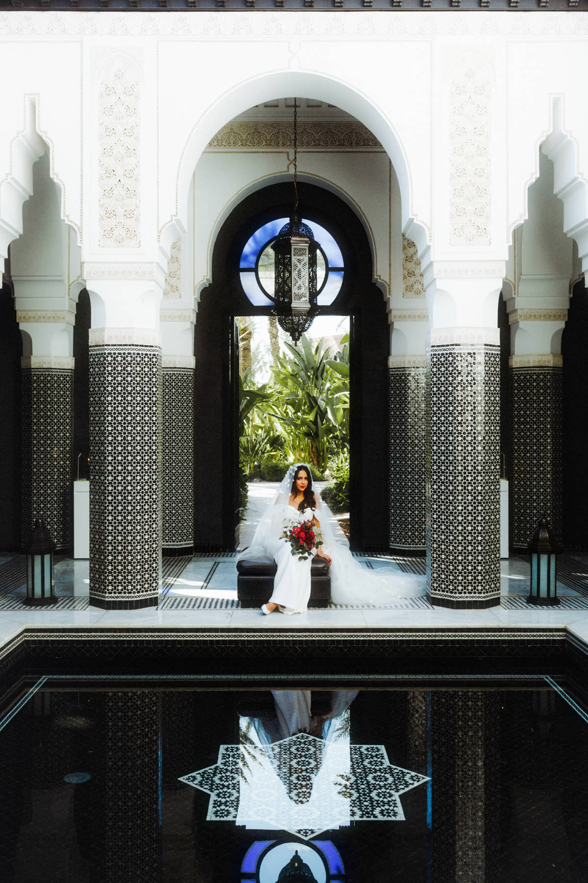 weddings at selman marrakech