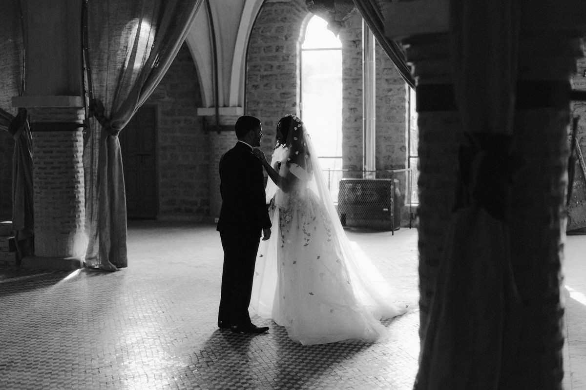elegant morocco wedding