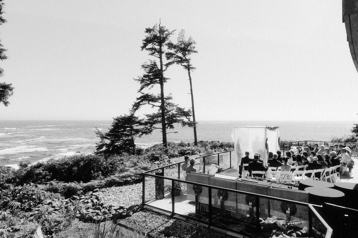 black rock resort wedding