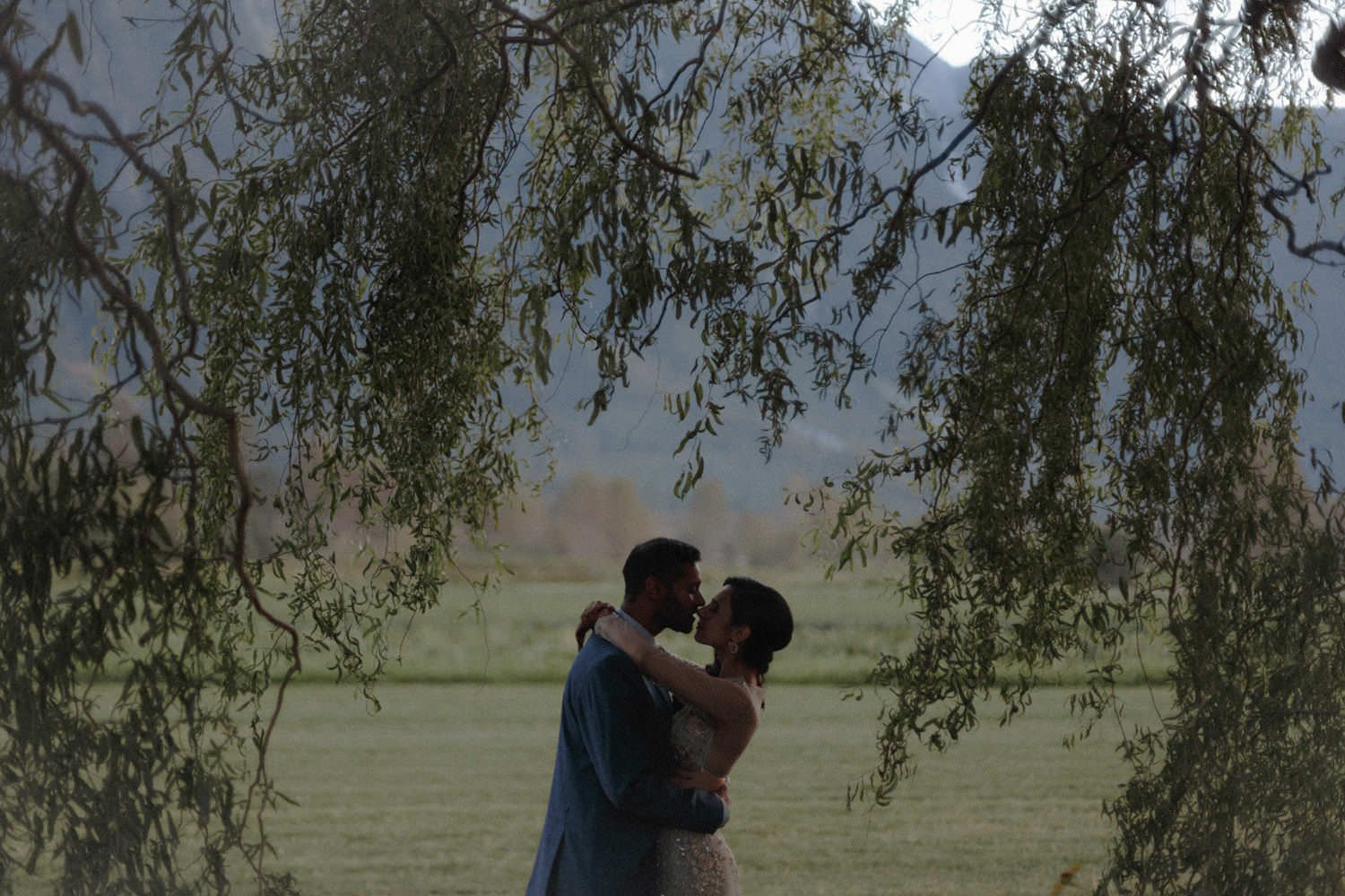 north arm farm wedding photos