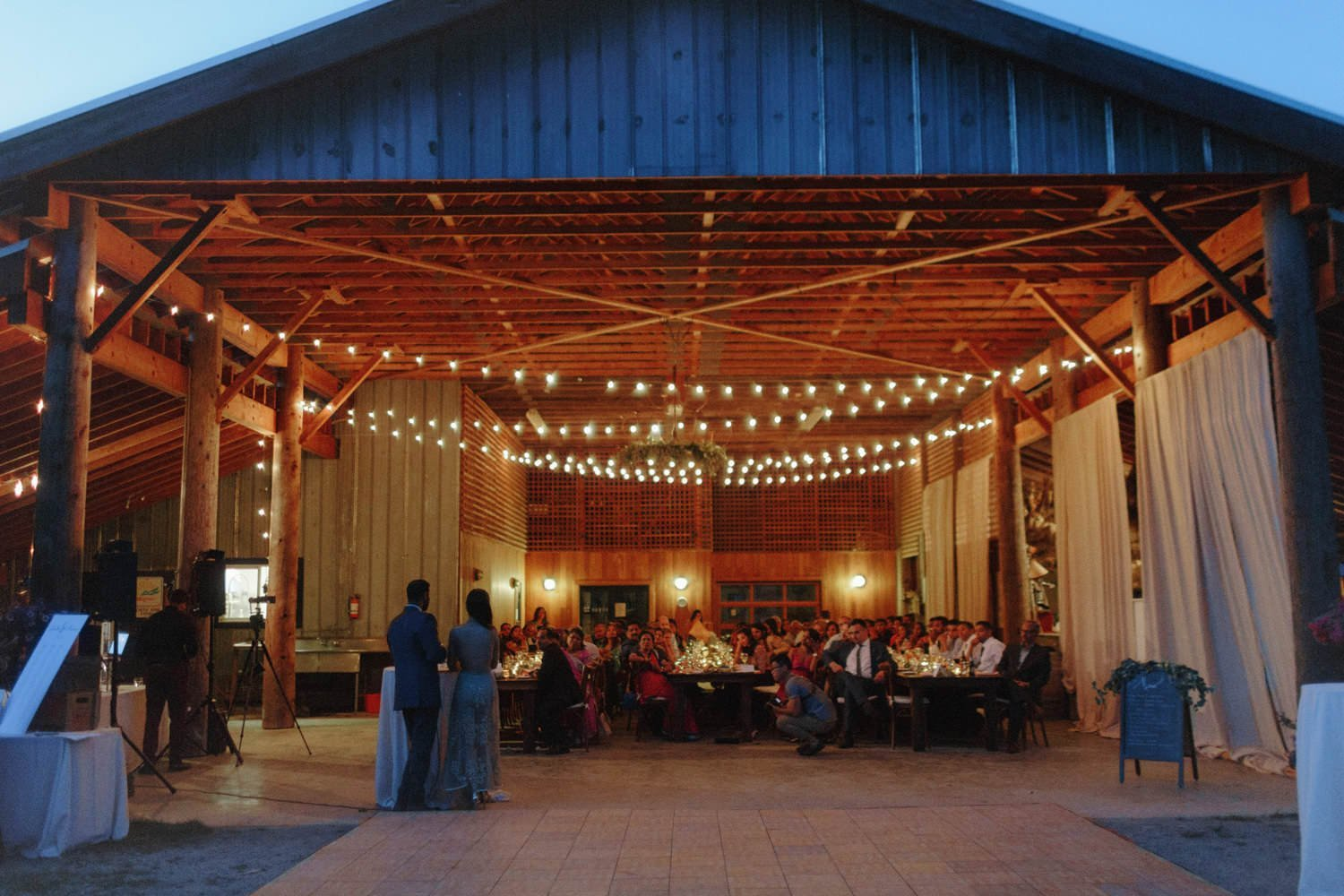 pemberton barn weddings