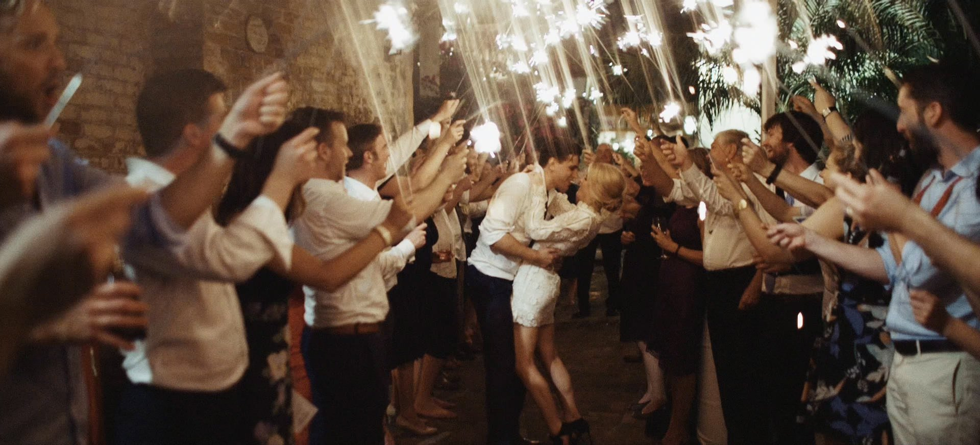 Race & Religious New Orleans Wedding / Super 8mm Film