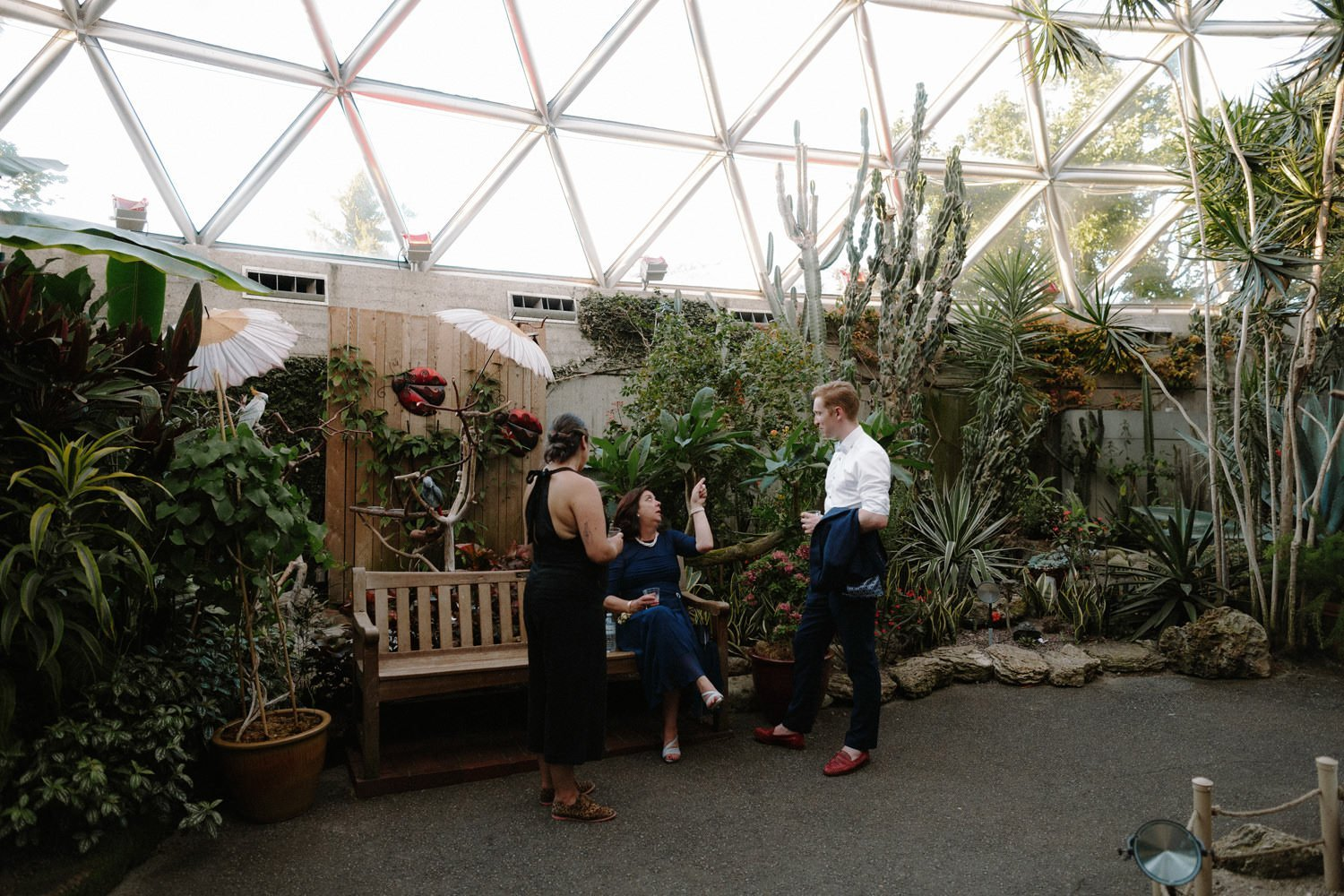 vancouver greenhouse weddings
