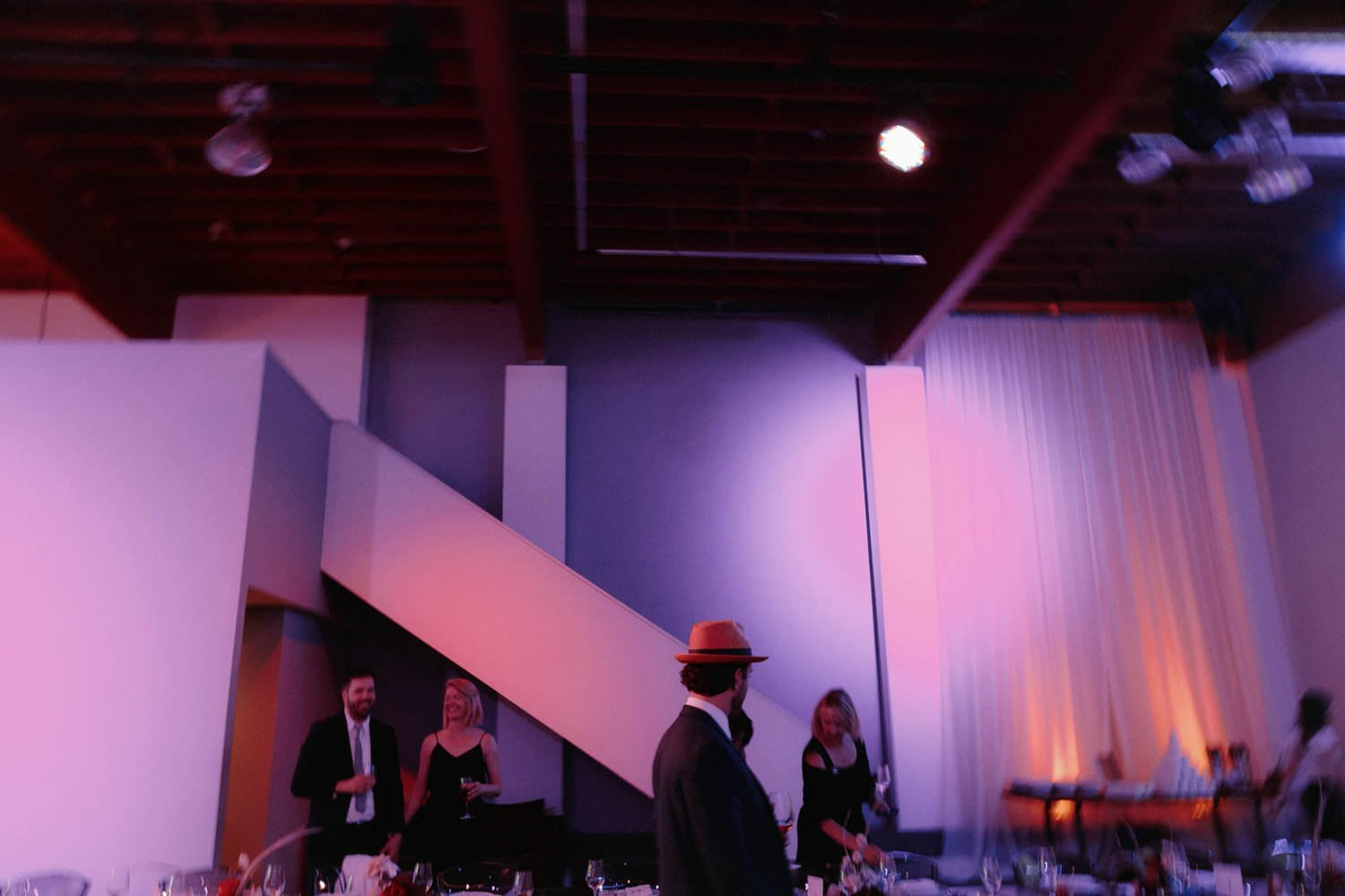 minimalist event spaces in vancouver