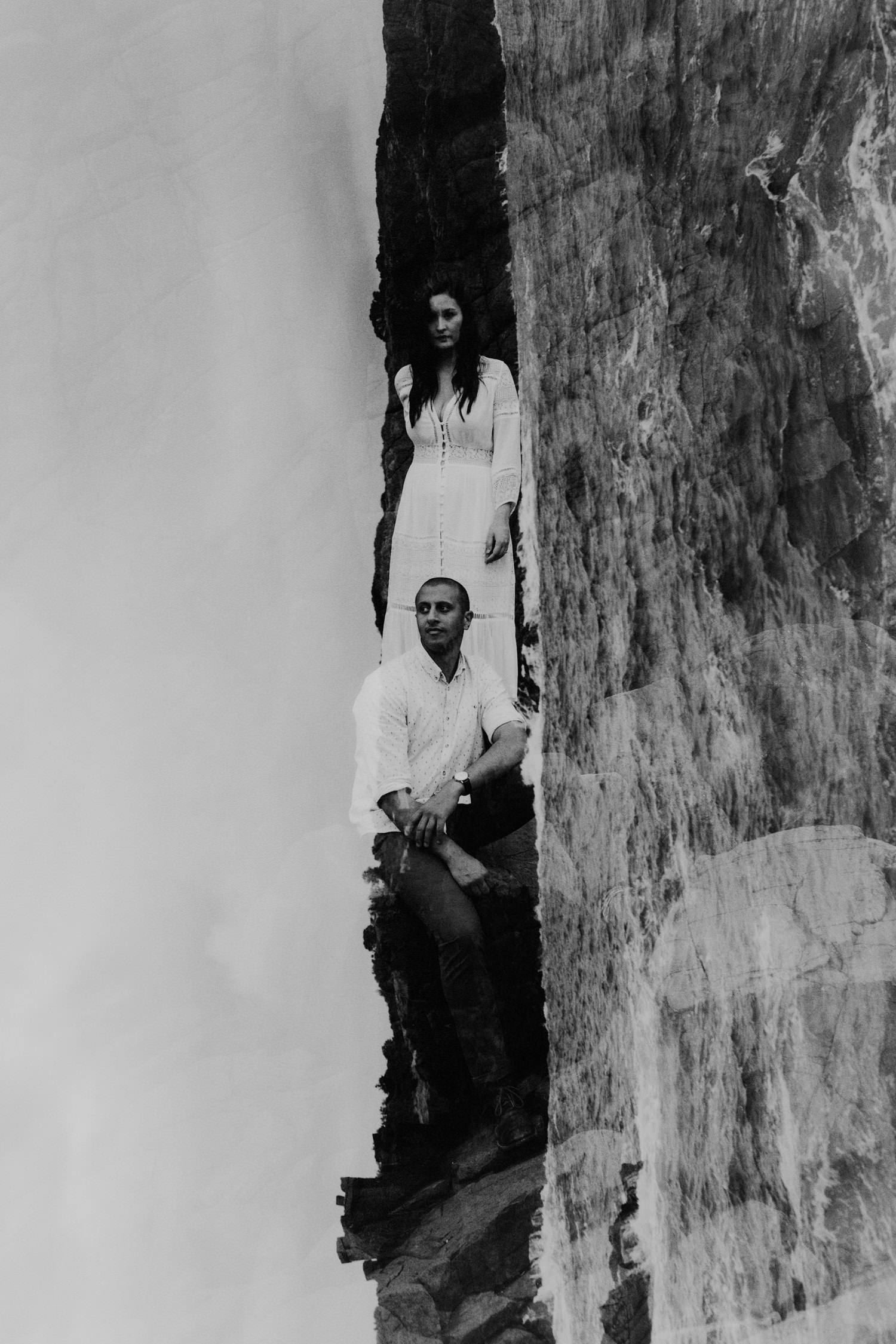 Bombo Quarry Pre Wedding Session