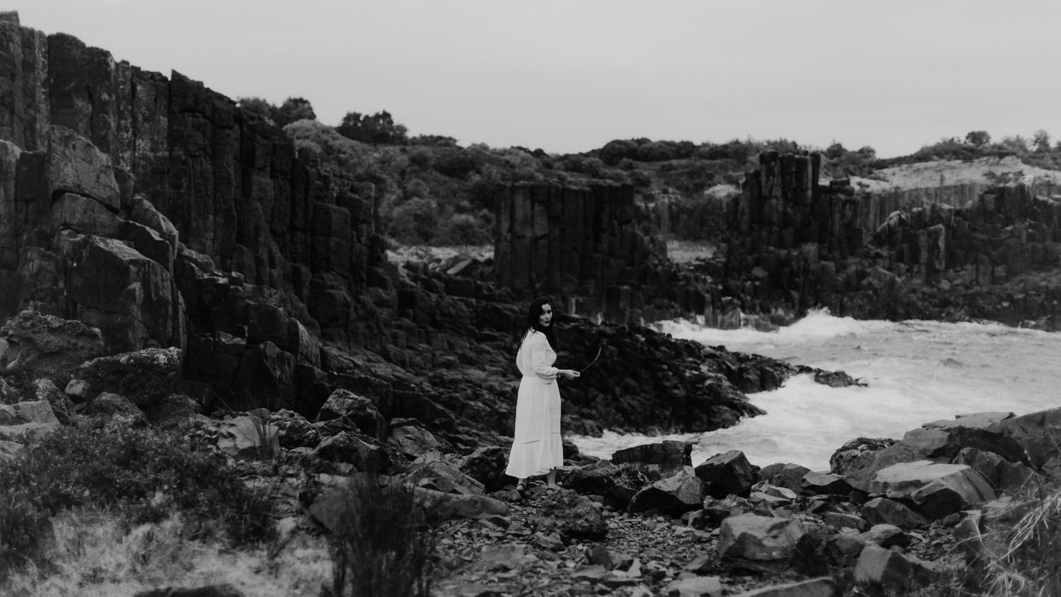 cathedral rocks kiama pre wedding photos
