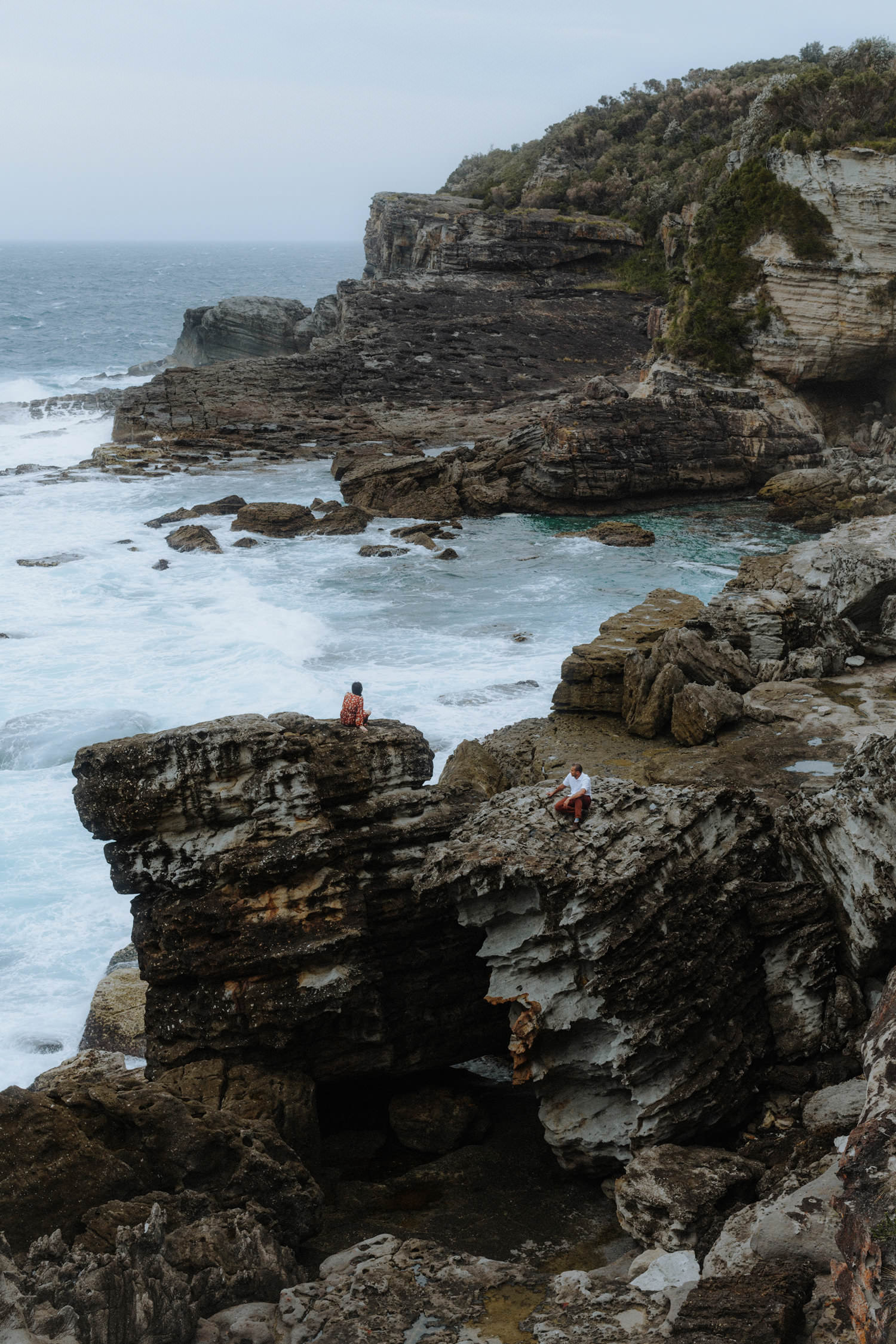 bombo quarry engagement session