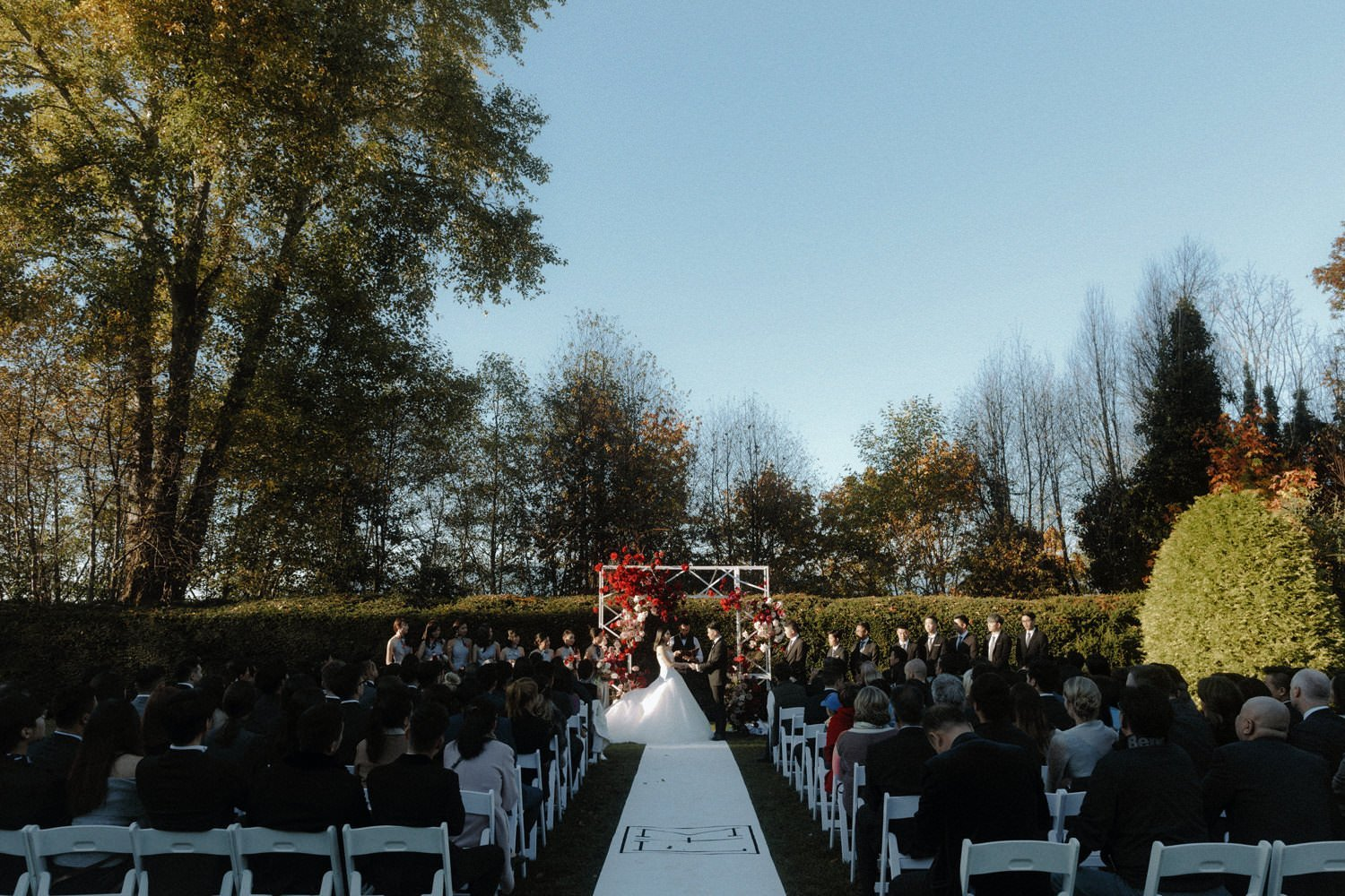 outdoor ceremony locations vancouver