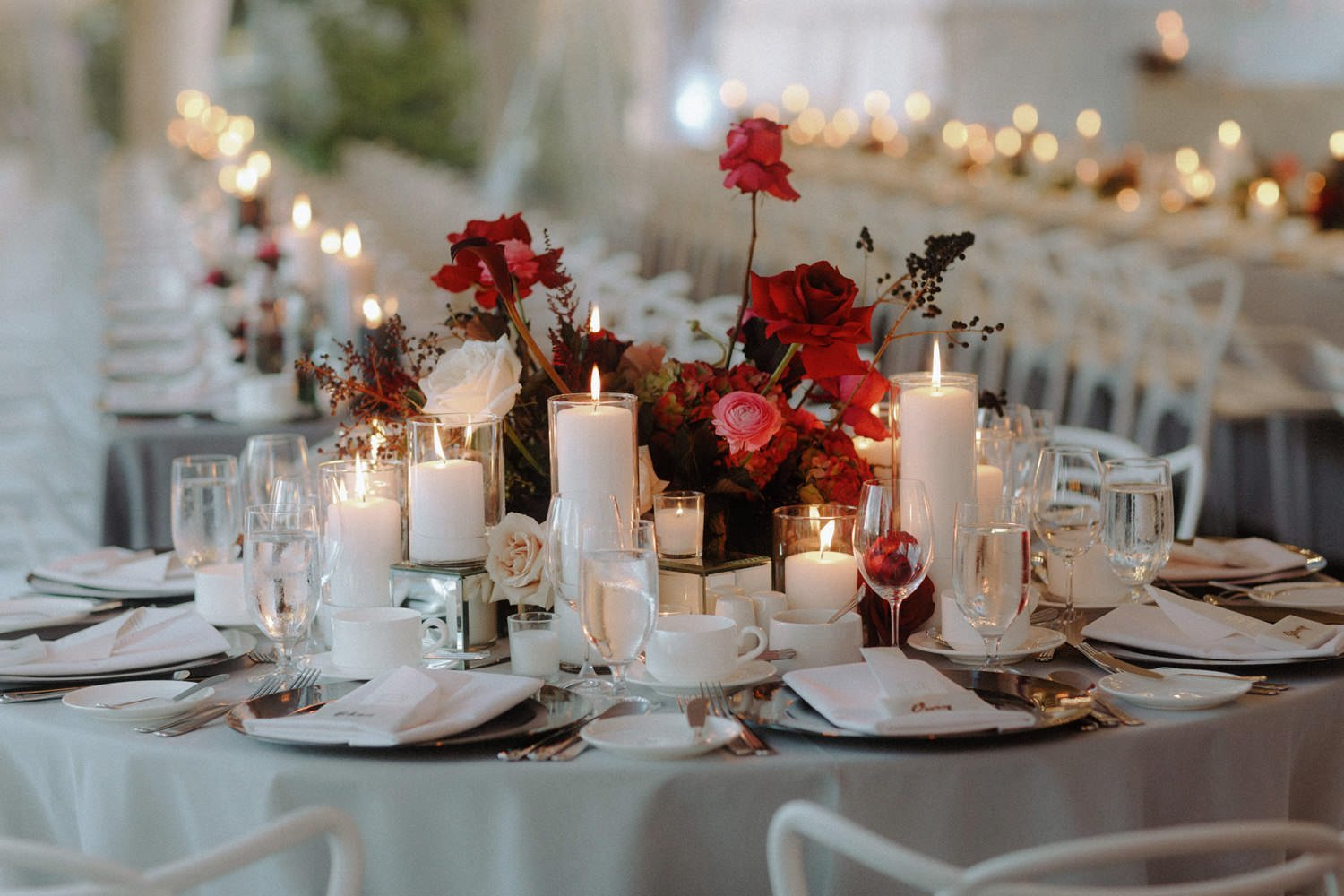 romantic autumn flower inspiration
