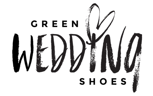 green wedding shoes blog inspiration