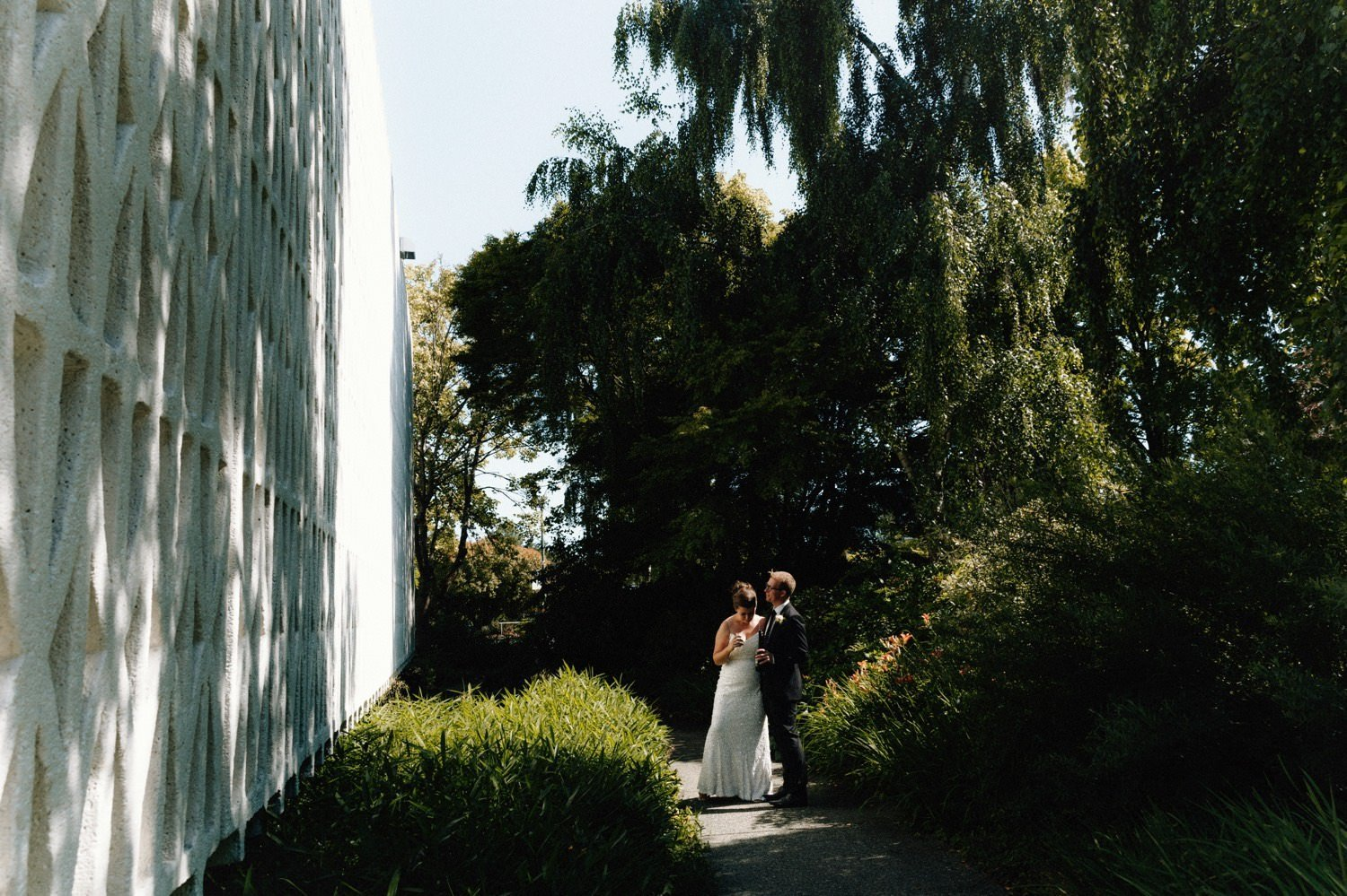 MOV Museum of Vancouver Wedding