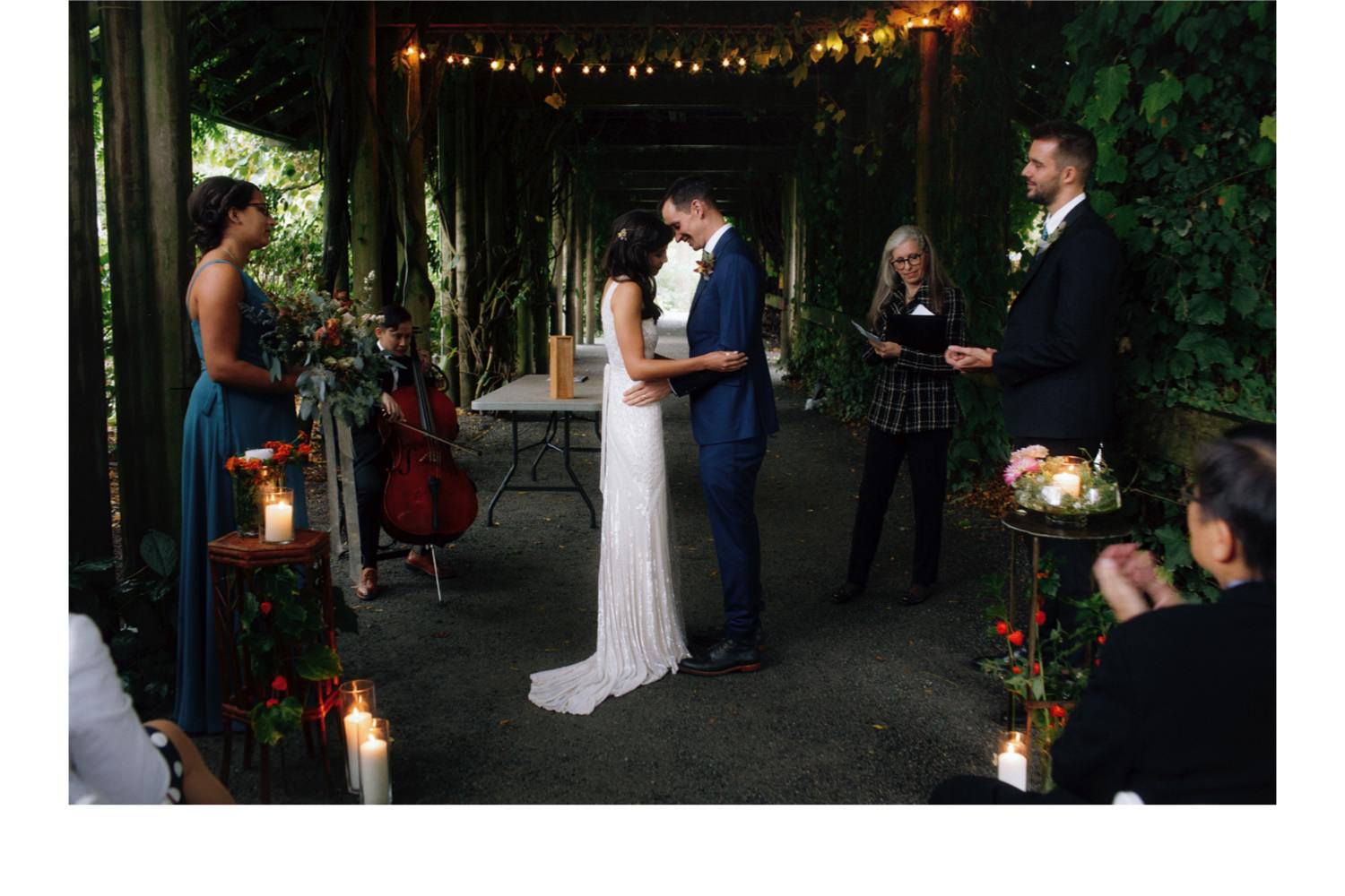 getting married at ubc botanical garden