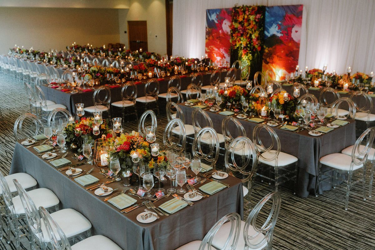 top indoor vancouver wedding venues featuring fairmont pacific rim