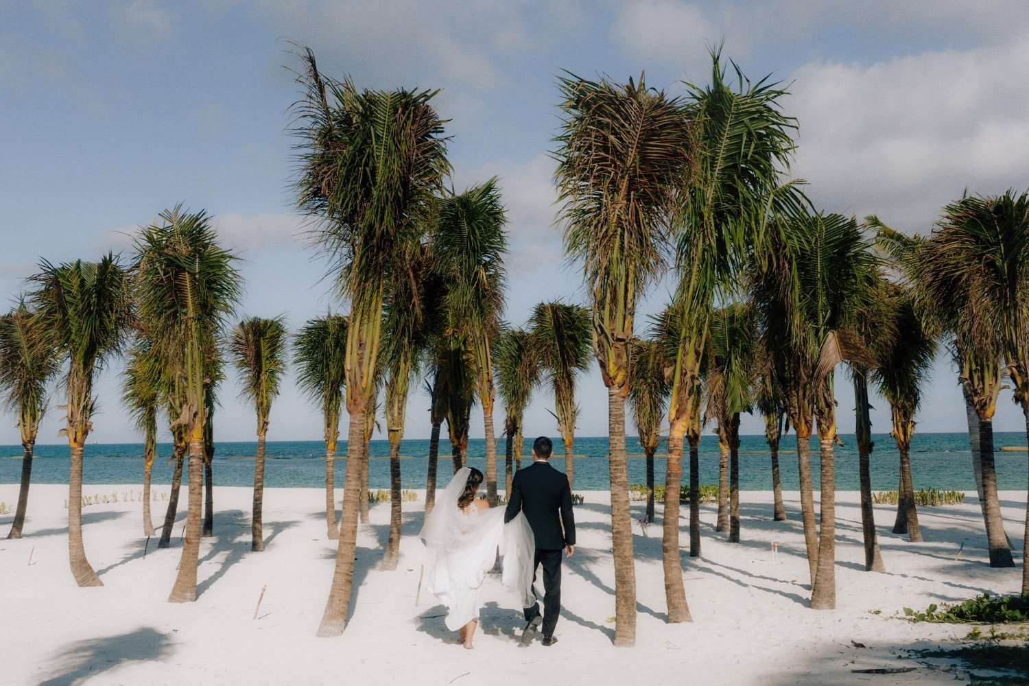 Banyan Tree Mayakoba / Riviera Maya Wedding