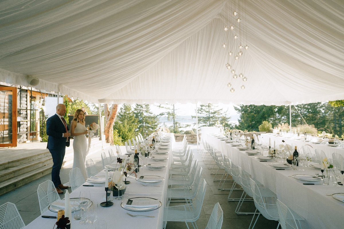 best bc wedding venues including bodega ridge on galiano