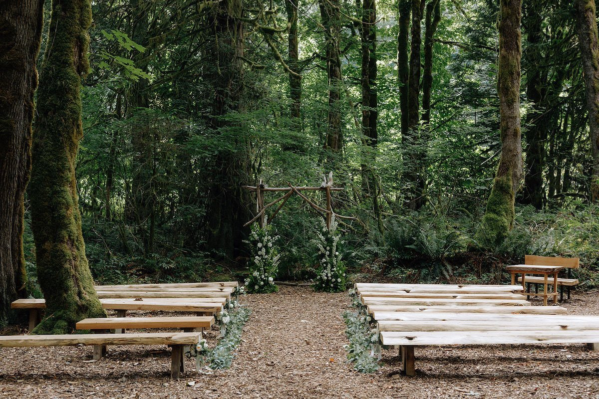 best squamish wedding venues including cheakamus centre